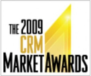 CRM Market Awards 2009