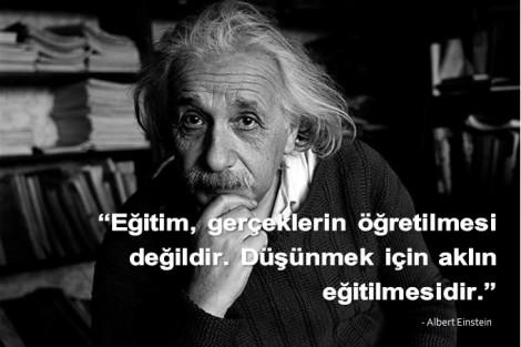 Egitim-Einstein