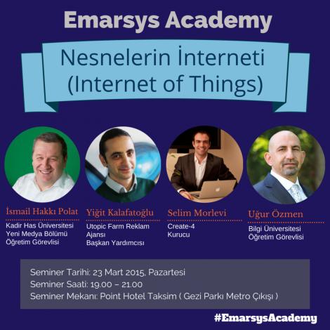 Emarsys Academy 2015-03-23