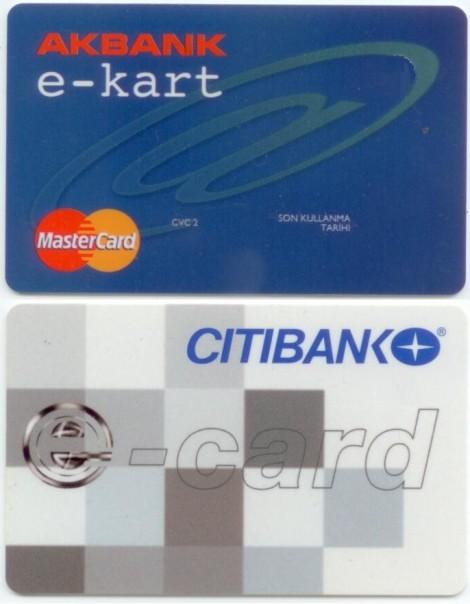 e-kartlar
